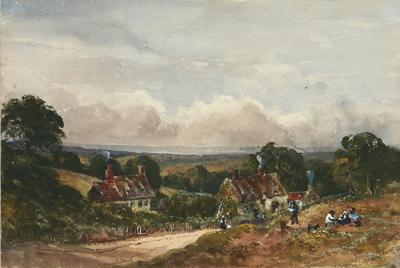 Lydia Larden; (Common) New Forest; Circa 1870s; 1922/2/1