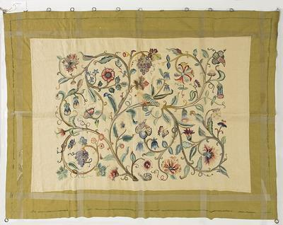 Annie Wilson; Jacobean Style Tapestry (The Tree of Life); Circa 1858-1922; 1922/4/1