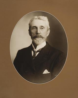 Portrait of Henry Sarjeant