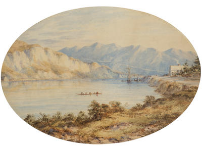 Wanganui in the Early Days