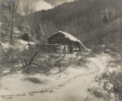 Forman Hanna; Desolation; Circa 1920; 1925/2/12