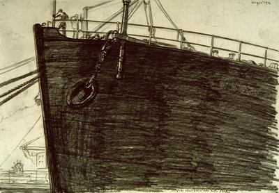 Untitled (Bow of Ship)