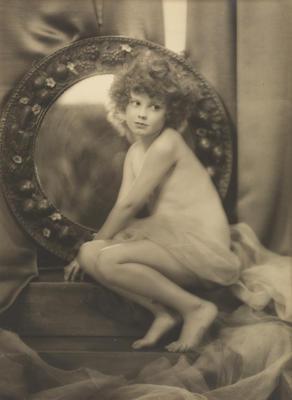 Marcus Adams; Figure Study; Circa 1920-1925; 1925/2/21