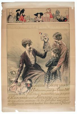 Union Amicale D'alsace Lorraine/ Femme Francaises!