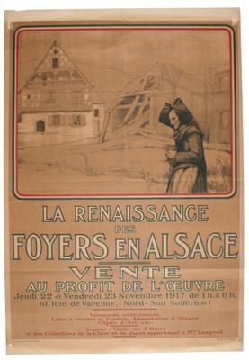 La Renaissance des Foyers en Alsace