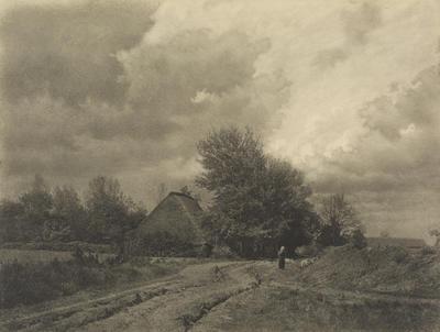 Leonard Misonne; Paysage Flamand; 1923; 1925/2/59