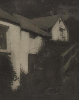 The Moonlit Cottage