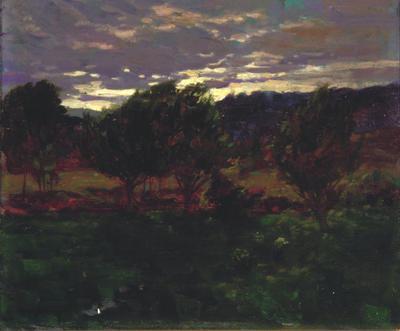 James Nairn; Sunrise; L1925/3/2
