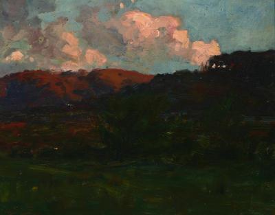 James Nairn; Sunset; L1925/3/3