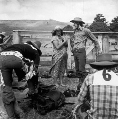 Rodeo, Wanganui