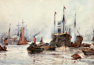 Frederick Scarborough; Thames; Unknown; 1926/2/9