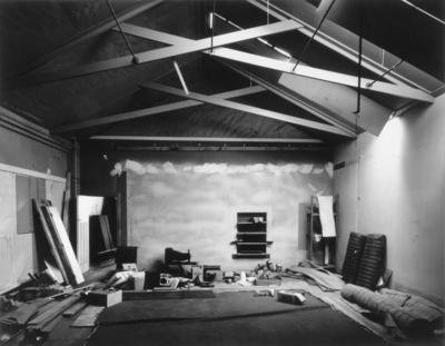 Disused Photographic Studio, Wanganui 1988