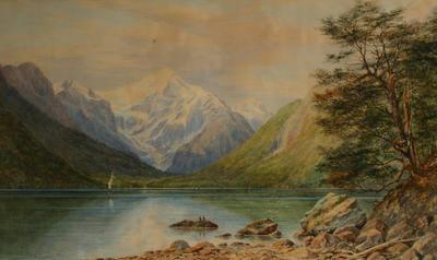 Charles Decimus Barraud; Pembroke Peak; 1888; 1926/2/29