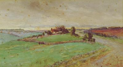 English Country Scene