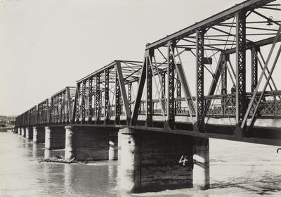 Untitled (town bridge)