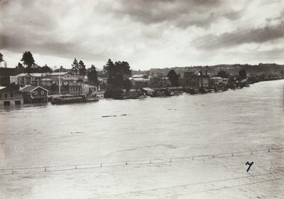 Untitled (flood scene)