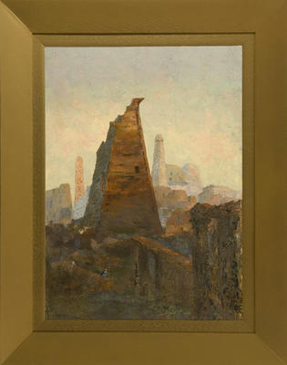 William Francis Barraud; Relics of the Pharaohs; Circa 1870-1926; 1926/2/42