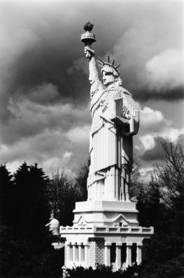 Peter Peryer; The Statue of Liberty, Legoland; 1997; 1998/15/6