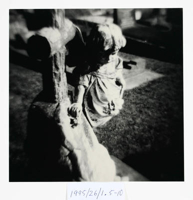 Peter Peryer; Untitled. From the Portfolio, 'Gone Home'; 1975; 1995/26/1.5