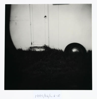 Peter Peryer; Untitled. From the Portfolio, 'Gone Home'; 1975; 1995/26/1.6