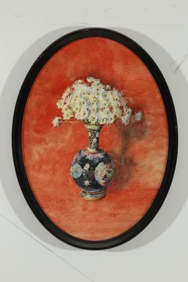 The Cloisonné Jar