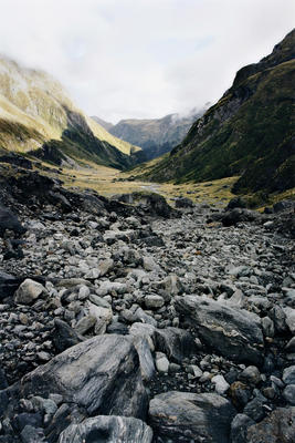 Young Basin, Young Valley, South Island