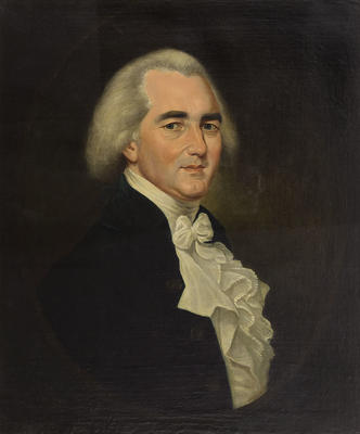 Unknown, after George Romney; Portrait of Robert Maunsell; Circa 1810; 2003/1/1
