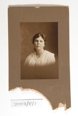 Nell Swinburn (nee Chambers)
