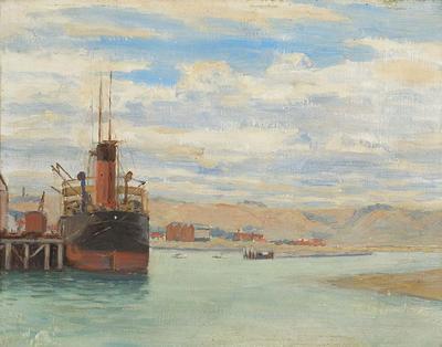 Castlecliff Wharf