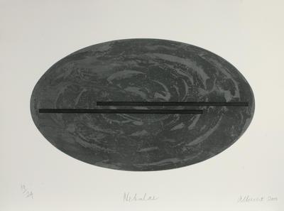 Gretchen Albrecht; Nebulae; 2000; 2004/6/3
