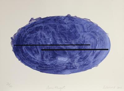 Gretchen Albrecht; Amethyst; 2002; 2004/6/7