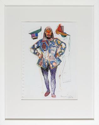 Mark Braunias; Untitled; 2007; 2009/1/6