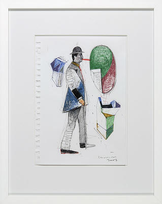 Mark Braunias; Untitled; 2007; 2009/1/7
