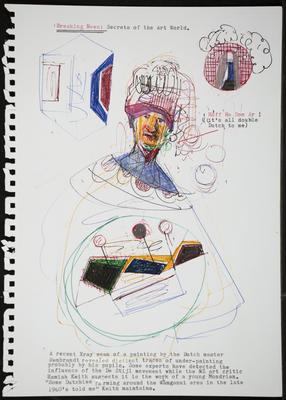 Mark Braunias; Untitled; 2007; 2009/1/8