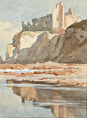 Alfred Baxter; Tantallon Castle, Scotland; 1926; 1928/1/1