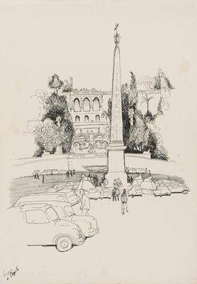 Untitled (Piazza di Popolo)