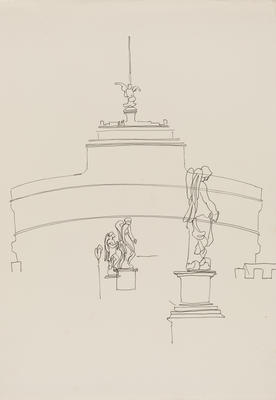Untitled (Monument details)