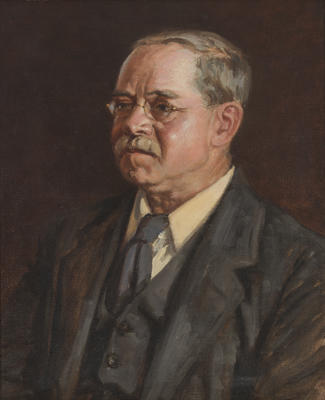 Charles Hay-Campbell; The Custodian (The late M Pritchard); Circa 1920; 1931/4/1