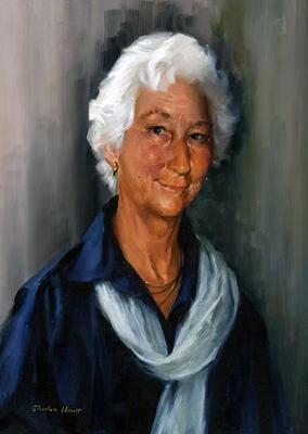 Portrait of Joan Grehan