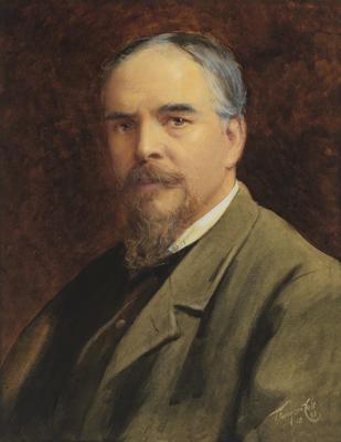 Portrait of the Right Honourable John Ballance