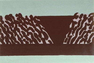 Warren Viscoe; Screed Left and Right; 1977; 1978/11/1