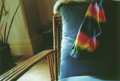 Jane Zusters; Sleeve on Chair, 1982; 1982; 1982/49/1