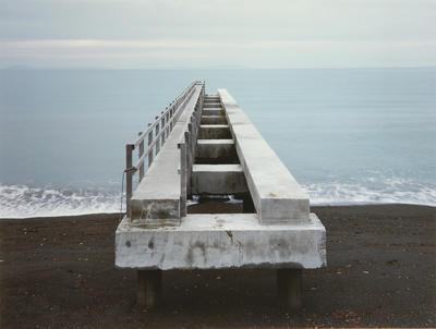 Seawater intake, Pacific Ocean
