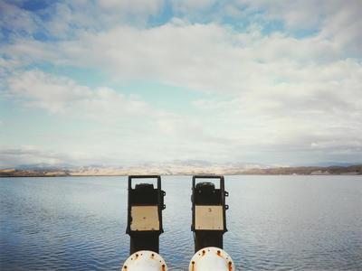 Twin pumps, preconcentrating ponds