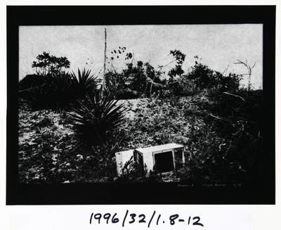 Wayne Barrar; Nauru:8; Circa 1992; 1996/32/1.8