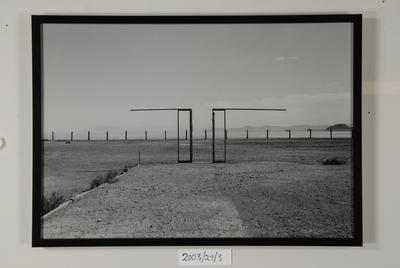 Frame, South Wendover Airbase