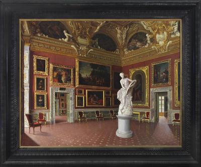 The Jupiter Room, Palazzo Pitti, Florence
