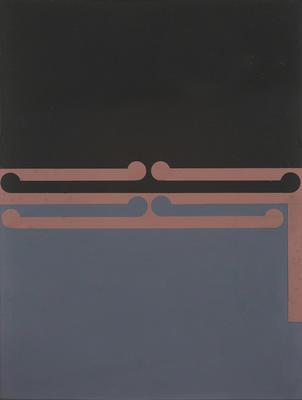 Gordon Walters; Koru; 1968; 1981/7/2