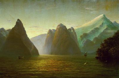 Evening, Milford Sound