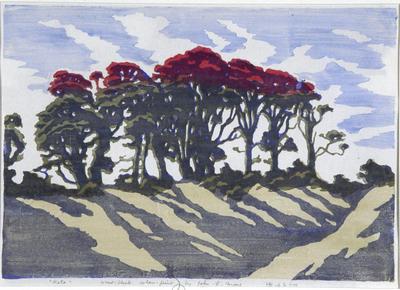 John Moore; Rata; Early 20th Century; 1955/14/2